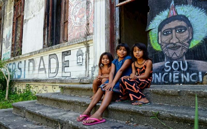 Índios recorrem à decisão judicial de despejo na Aldeia Marakanã