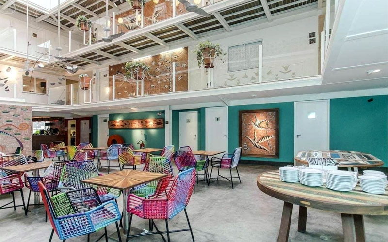 Da Lapa Design Hotel: point descolado na Lapa