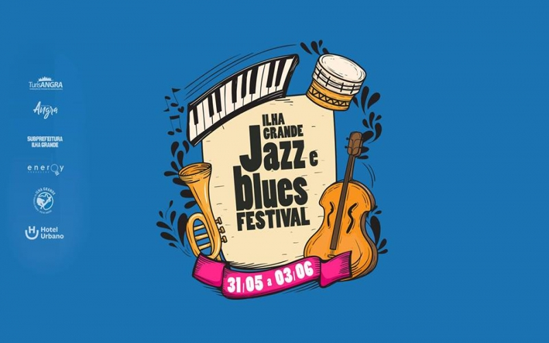 Ilha Grande Jazz e Blues Festival 2018