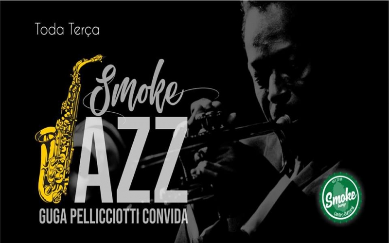 Guga Pellicciotti no Smoke Lounge