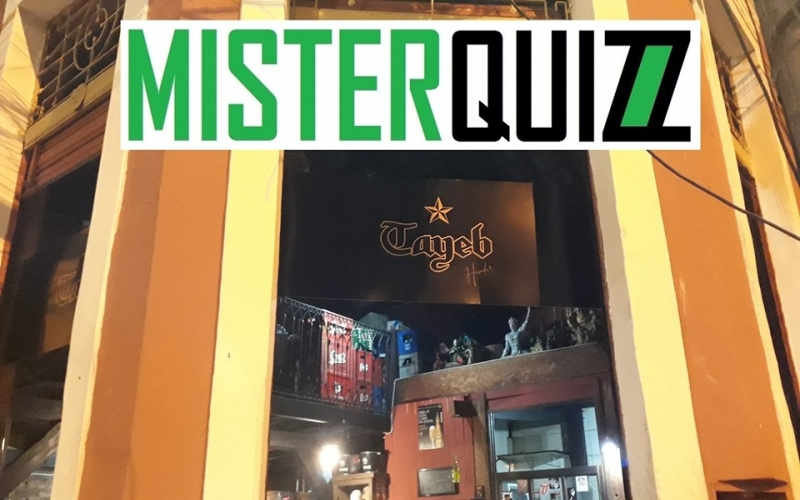 MisterQuizz Cinema & Séries no Tayeb